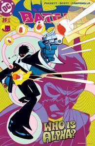 Batgirl 035 2003 Digital