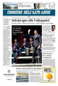 Corriere dell'Alto Adige – 13 ottobre 2018