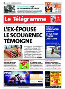 Le Télégramme Brest Abers Iroise – 04 décembre 2019