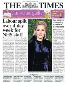 The Times - 14 November 2019
