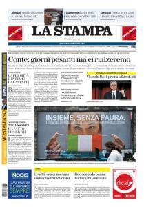 La Stampa Imperia e Sanremo - 23 Marzo 2020