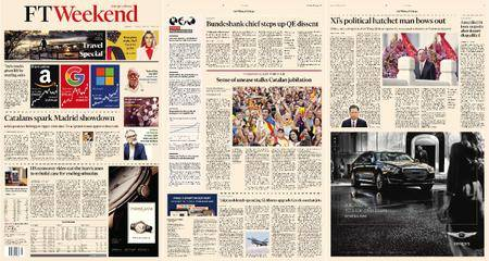Financial Times Europe – 28 October 2017