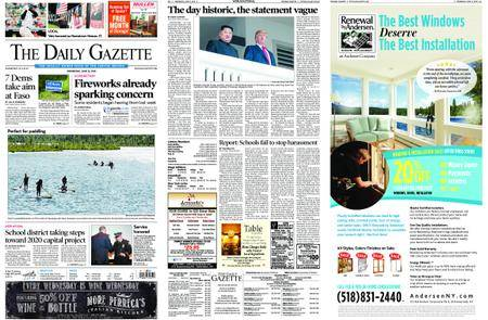 The Daily Gazette – June 13, 2018