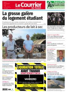 Le Courrier de l'Ouest Nord Anjou – 27 août 2019