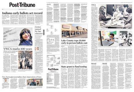 Post-Tribune – October 26, 2020