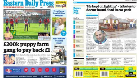 Eastern Daily Press – October 26, 2019