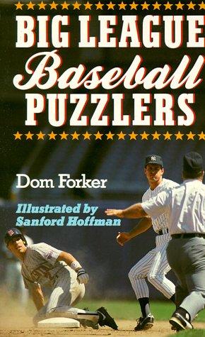 Big League Baseball Puzzlers