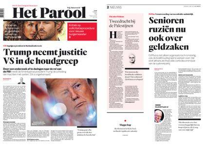 Het Parool – 22 mei 2018