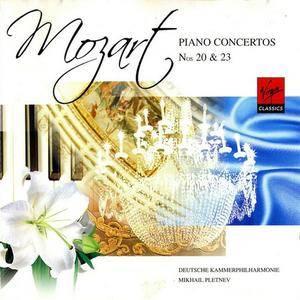 Mikhail Pletnev, Deutsche Kammerphilharmonie - Mozart: Piano Concertos 20 & 23 (2004) Re-Up