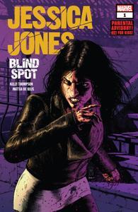 Jessica Jones-Blind Spot 001 2020 Digital Zone