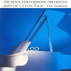 The Royal Philharmonic Orchestra - Plays Hits Of Elton John - The Ballads (1991) {Edelton}