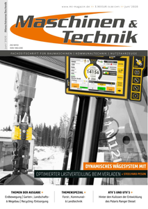Maschinen & Technik - Juni 2020