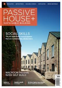 Passive House+ - Issue 29 2019 (Irish Edition)