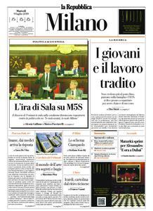 la Repubblica Milano – 09 luglio 2019