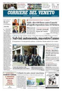 Corriere del Veneto Vicenza e Bassano – 24 febbraio 2019