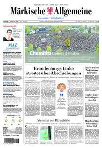 Märkische Allgemeine Zossener Rundschau - 04. September 2018