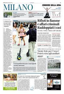 Corriere della Sera Milano – 10 luglio 2019