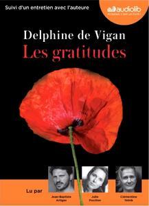 """Delphine de Vigan, """"Les Gratitudes"""""""