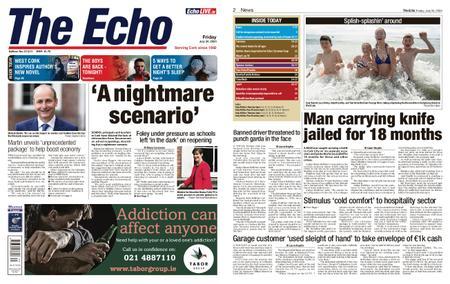 Evening Echo – July 24, 2020
