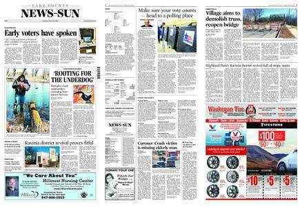 Lake County News-Sun – March 20, 2018