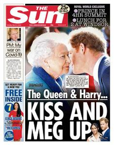 The Sun UK - 3 March 2020