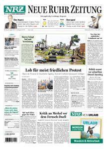NRZ Neue Ruhr Zeitung Essen-Postausgabe - 28. August 2017