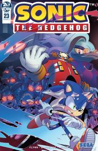Sonic The Hedgehog 023 2019 Oroboros-DCP Repost
