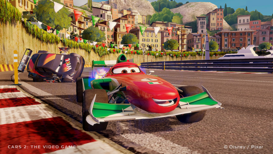Cars 2 The Video Game (2011) [PC Game] / AvaxHome
