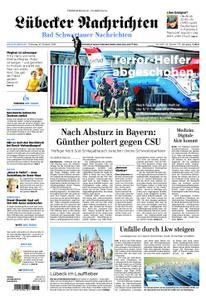 Lübecker Nachrichten Bad Schwartau - 16. Oktober 2018