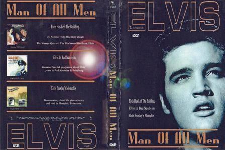 Elvis Presley - Man of All Men (2006)