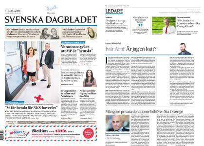 Svenska Dagbladet – 25 maj 2018