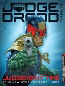 Judge Dredd The Megazine 361 2015 Digital