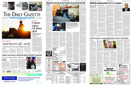The Daily Gazette – July 11, 2019