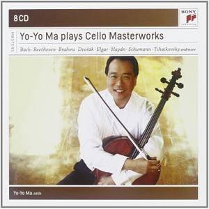 Yo-Yo Ma Plays Cello Masterworks: Box Set 8CDs (2013)