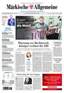 Neue Oranienburger Zeitung - 30. November 2018
