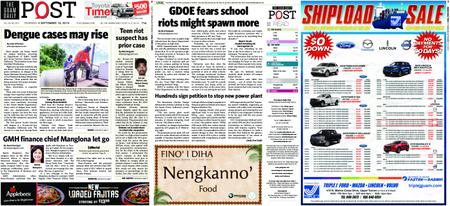 The Guam Daily Post – September 19, 2019