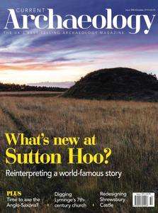 Current Archaeology - Issue 355