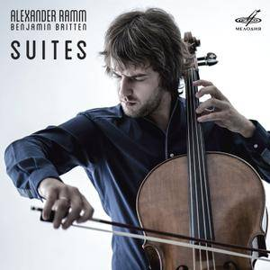Alexander Ramm - Britten: Cello Suites (2018)