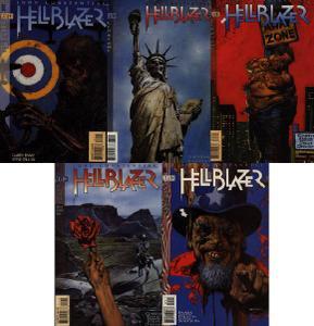 Hellblazer Comics Part 17