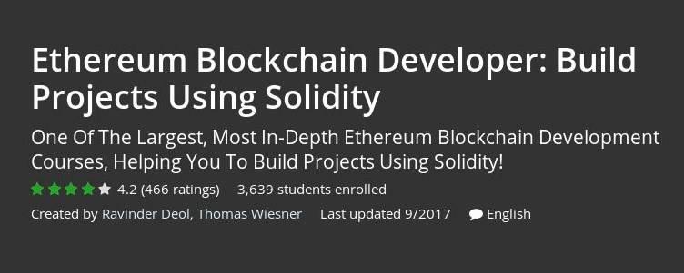 Https www.udemy.com blockchain-developer