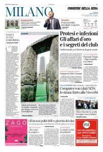 Corriere della Sera Milano - 12 Aprile 2018