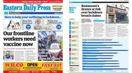 Eastern Daily Press – January 07, 2021