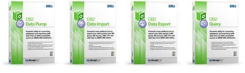 EMS Database Management all software