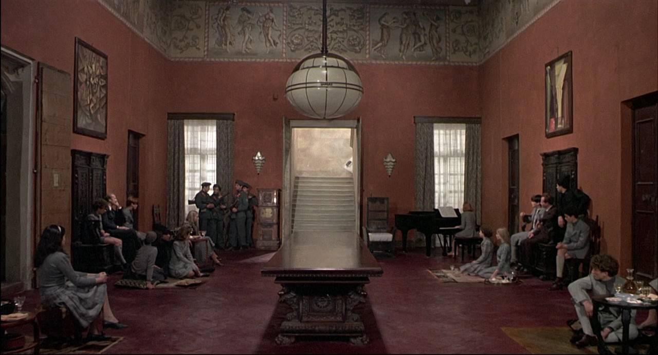 Salo o le 120 giornate di Sodoma / Salo, or the 120 Days of Sodom (1975) [Criterion Collection]