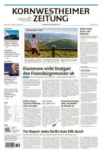 Kornwestheimer Zeitung - 08. November 2018