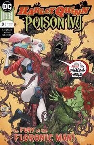 Harley Quinn & Poison Ivy 02 of 06 2019 Digital Zone