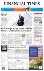 Financial Times Middle East - June 29, 2020