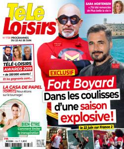 Télé Loisirs - 17 Juin 2019
