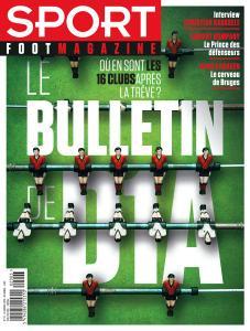 Sport Foot Magazine - 15 Janvier 2020