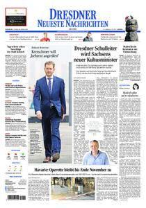 Dresdner Neueste Nachrichten - 20. Oktober 2017